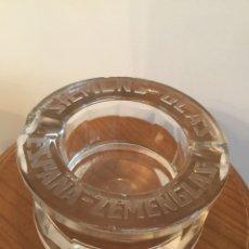 Ceniceros: ANTIGUO CENICERO SIEMENS GLAS ESPAÑA. Lote 111271388