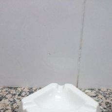 Ceniceros: ANTIGUO CENICERO PORCELANA JAGER MONGAT BARCELONA. Lote 111690127