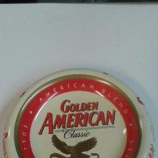 Ceniceros: CENICERO GOLDEN AMERICAN. Lote 113711295