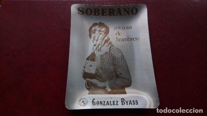 Ceniceros: Cenicero Publicitario: SOBERANO - Foto 2 - 114202143