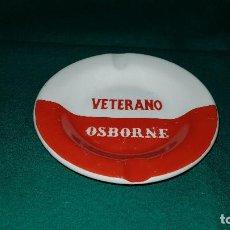 Ceniceros: CENICERO CERAMICA VETERANO OSBORNE. Lote 114785083