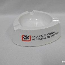 Ceniceros: CENICERO CAJA DE AHORROS MUNICIPAL DE BURGOS . Lote 116074919