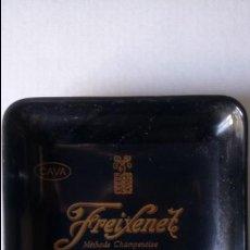 Ceniceros: CENICERO DE PLÁSTICO FREIXENET CORDÓN NEGRO.. Lote 120312626