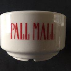 Ceniceros: CENICERO ANTIGUO DE TABACO PALL MALL. Lote 124502506