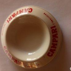 Ceniceros: CENICERO CAMPARI L´APERITIVO.. Lote 125105982