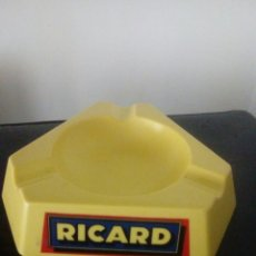 Ceniceros: CENICERO RICARD. DUROPLAST. MADE IN FRANCE.. Lote 126441955