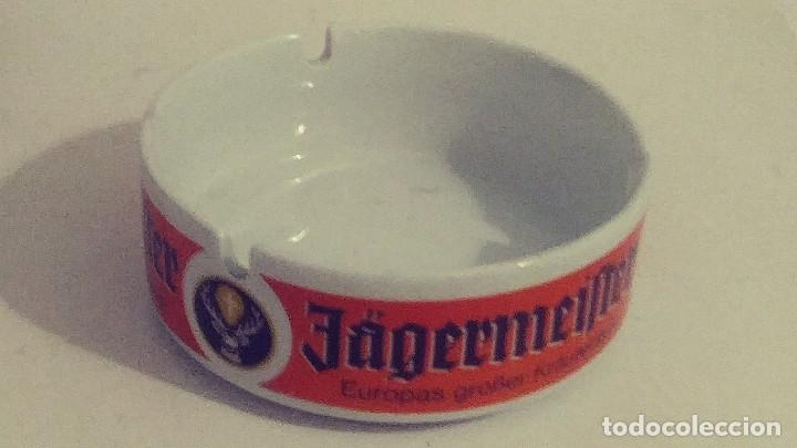 Ceniceros: cenicero publicidad JAGERMEIFTER - Foto 2 - 128713163