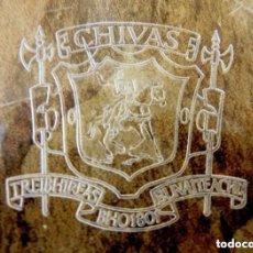 Ceniceros: GRAN CENICERO DE COLECCIÓN - WHISKY CHIVAS - FIMADO ORREFORS - TREIBHIREAS BUNAITEACHD BHO 1801. Lote 134680826