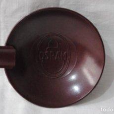 Ceniceros: CENICERO OSRAM. Lote 135244498
