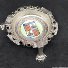 Ceniceros: CENICERO DE MESA - METAL - MALLORCA - CAR57. Lote 136758854
