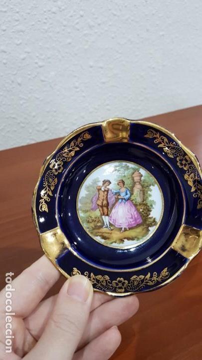 CENICERO DE CERÁMICA (Coleccionismo - Objetos para Fumar - Ceniceros)