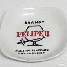 Ceniceros: CENICERO BRANDY FELIPE II. Lote 140339406