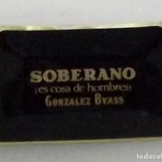 Ceniceros: CENICERO SOBERANO GONZALEZ BYASS. Lote 140339446