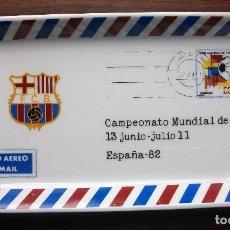 Ceniceros: CENICERO DE CERÁMICA DEL CAMPEONATO MUNDIAL DE FÚTBOL DE ESPAÑA 82. Lote 140799026