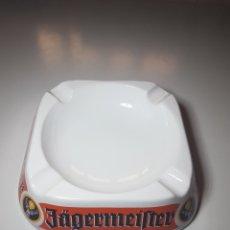 Ceniceros: ANTIGUO CENICERO DE JÄGERMEIFTER. Lote 144230976