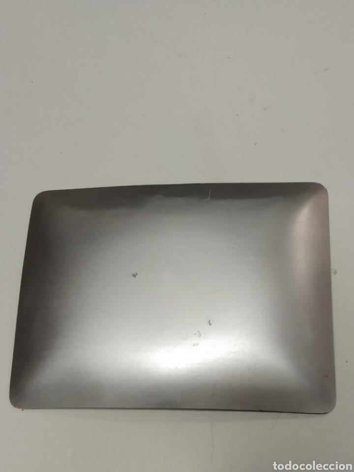 Ceniceros: Cenicero vintage en aluminio - Foto 2 - 148305980