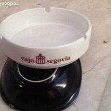 Ceniceros: CENICERO CAJA DE AHORROS DE SEGOVIA. Lote 152894158