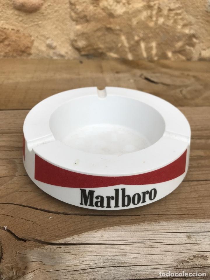 CENICERO MARLBORO (Coleccionismo - Objetos para Fumar - Ceniceros)