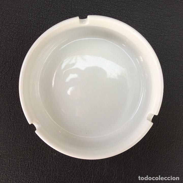Ceniceros: CENICERO PUBLICIDAD LICOR JAGERMEISTER - BÖCKLING GLAS - FABRICADO EN ALEMANIA - Foto 4 - 171775802
