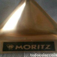 Ceniceros: CERVEZAS MORITZ BARCELONA . CENICERO ESTILO RETRO. Lote 172067109