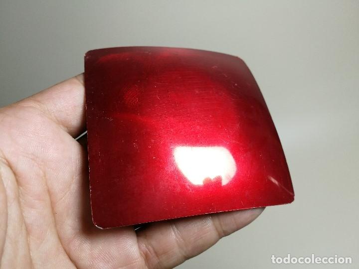 Ceniceros: Cenicero Aluminio serigrafiado Publicitario CALZADOS BEGOÑA OVIEDO - Foto 2 - 175046220