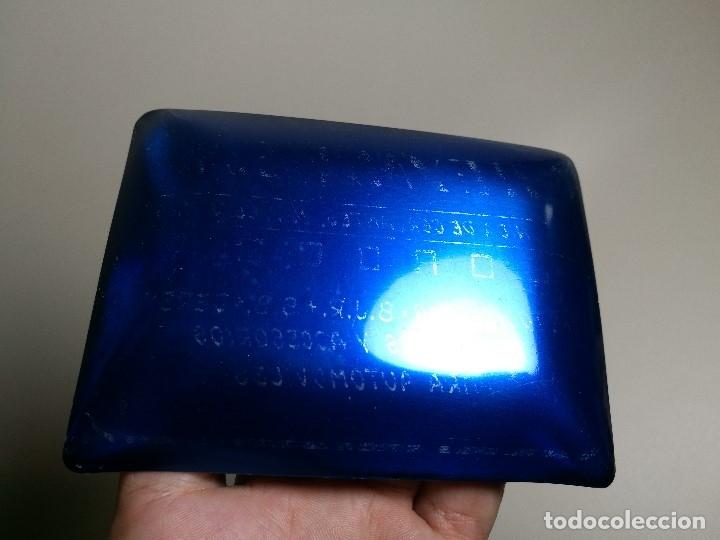 Ceniceros: Cenicero Aluminio serigrafiado Publicitario REYMA S.A REPUESTOS MOTOCICLETAS DERBY BJR SB-CORDOBA - Foto 4 - 175046800
