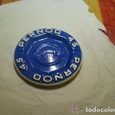 Ceniceros: ANTIGUO CENICERO PORCELANA // PERNOD 45 . Lote 176203069