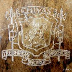Ceniceros: GRAN CENICERO DE COLECCIÓN - WHISKY CHIVAS - FIMADO ORREFORS - TREIBHIREAS BUNAITEACHD BHO 1801. Lote 177836452