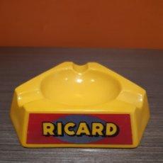 Ceniceros: ANTIGUO CENICERO PUBLICIDAD RICARD. Lote 180103806