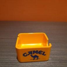 Ceniceros: ANTIGUO CENICERO PUBLICIDAD TABACO CAMEL. Lote 180104828