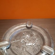 Ceniceros: ANTIGUO CENICERO METAL VER FOTOS. Lote 180115418