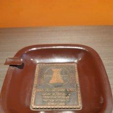 Ceniceros: ANTIGUO CENICERO PUBLICIDAD ALMACÉN LA TORRE (JAEN). Lote 180118536