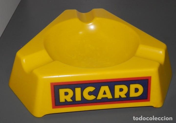 CENICERO RICARD (Coleccionismo - Objetos para Fumar - Ceniceros)