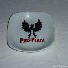 Ceniceros: CENICERO DE PORCELANA PONTESA - PICO - PLATA. Lote 182544820