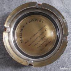 Ceniceros: EMERENCIO E HIJOS CENICERO PUBLICIDAD LA LAGUNA (CANARIAS). Lote 182735980