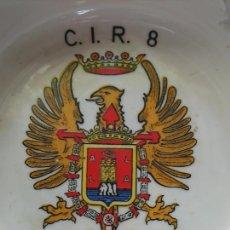 Ceniceros: CENICERO DEL CIR DE RABASA NÚMERO 8. Lote 184704737