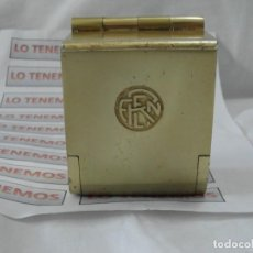 Ceniceros: ANTIGUO CENICERO DE RENFE, VAGÓN DE TREN.. Lote 186088428
