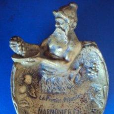 Ceniceros: (PUB-191245)CENICERO PUBLICITARIO - LE PREMIER PRESSOIT - MARMONIER FILS - LYON. Lote 188730708