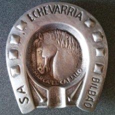 Ceniceros: CENICERO HERRADURA S.A. ECHEVARRIA BILBAO. Lote 189249057