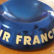 Ceniceros: ANTIGUO CENICERO DE AIR FRANCE. AÑOS 60-70.. Lote 191146827
