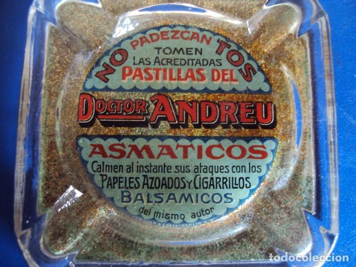 Ceniceros: (PUB-200190)CENICERO PUBLICITARIO DOCTOR ANDREU - Foto 3 - 192180731