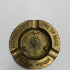 Ceniceros: CENICERO AMONTILLADO CARIBE. BODEGAS SANCHO. PUERTO SANTA MARÍA, CADIZ.. Lote 194200356