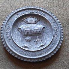Ceniceros: ANTIGUO CENICERO DE LAS BODEGAS ALVEAR - MONTILLA - VINOS Y COÑAC. Lote 194990276