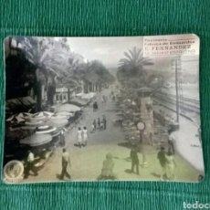 Ceniceros: CENICERO PUBLICITARIO DE LOS AÑOS 60 BADALONA. Lote 195166675