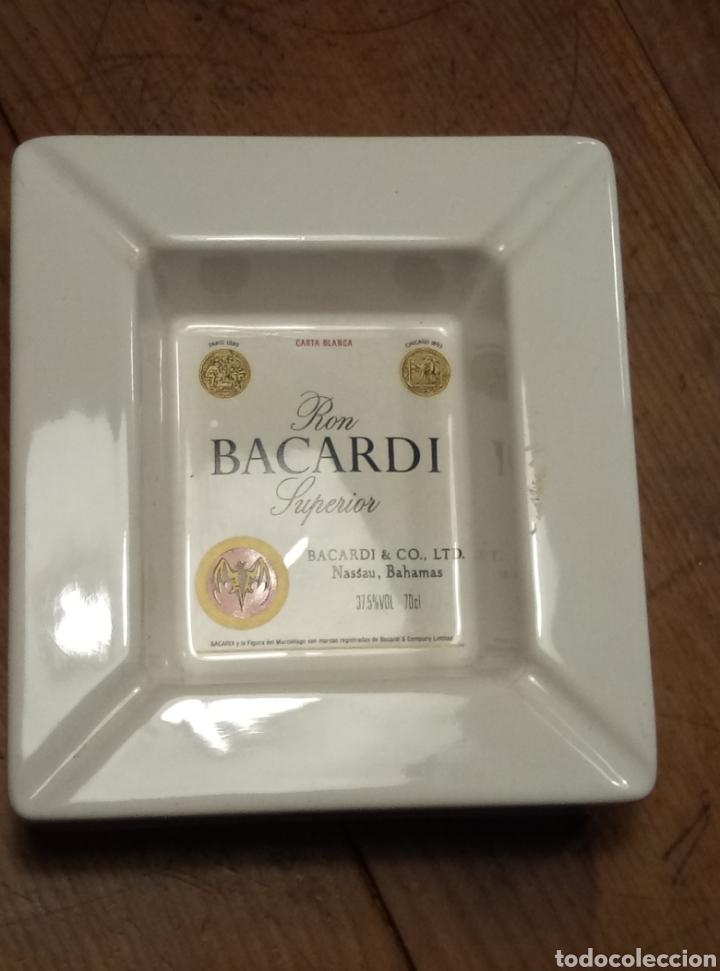 Ceniceros: Cenicero ron Bacardi edición limitada - Foto 2 - 195284728