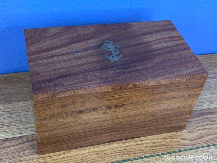 Ceniceros: Cenicero de barco o marino nuevo a estrenar en caja - Magnifico - Foto 6 - 196389908