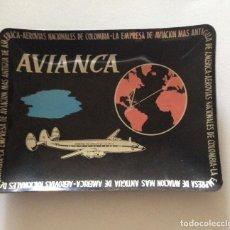Ceniceros: CENICERO AVIANCA. Lote 197612606