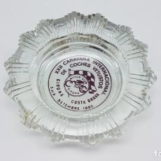 Ceniceros: CENICERO XXII CARAVANA INTERNACIONAL DE COCHES VETUSTOS ( 1985 ). Lote 199398435
