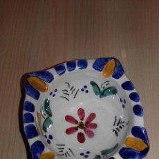 Ceniceros: CENICERO DE CERAMICA. Lote 199950731