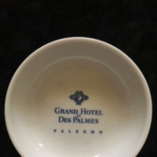 Ceniceros: CENICERO GRAN HOTEL ET DES PALMES-PALERMO.. Lote 201856300